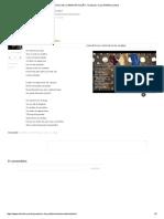 CANINA INTUIÇÃO - Graveola e o Lixo Polifônico (Letra)