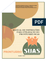 Manual Prontuario SUAS