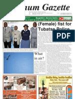 Platinum Gazette 16 July 2010