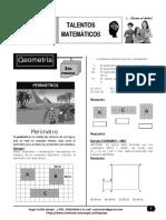 Areas y Perimetros 3ro Primaria