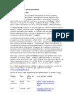 Mercado de Agencia Gubernamentales