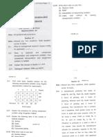Bu Mba 2 Sem Cp-202 Management Science 2015
