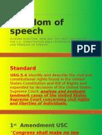 Free Speech Class Notes