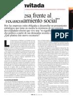 """La empresa frente al """"recalentamiento social"""", Italo Pizzolante Negrón"""