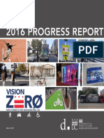 2016 Vision Zero Progress Report