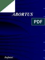 Abortus Dr Marzuki