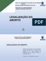 Legalização do Aborto.pptx