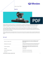 Lifesize Icon 600 Datasheet