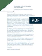 Manual Para El Diseño de Planes de Estudio y Actualizaciones Curriculares