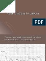 Fetal Distress in Labour