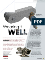 Ansys Advantage - Wearing It Well