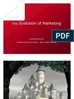 The 4 E's of Marketing (Ogilvy PR)