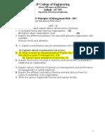 POM Notes for Unit IV