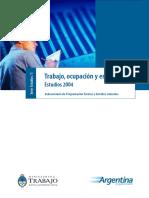 Trabajo, Ocupación y Empleo #001