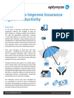 6 Secrets to Improve Insurance