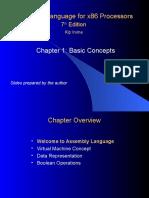 Chapt 01 Assembly