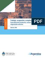 Trabajo, Ocupación y Empleo #004