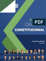 Apostila OAB XXII - Constitucional