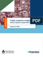 Trabajo, Ocupación y Empleo #005