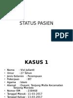 Status Pasien Pph