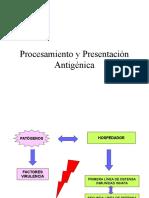 2- Procesamiento y Presentacion Antigenica