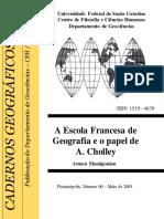 Cadernos-Geográficos-UFSC-Nº-06-A-Escola-Francesa-de-Geografia-e-o-papel-de-A.-Cholley.-Maio-de-2003
