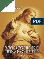 Devocionario Sagrado Corazón