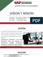 Visión y Misión- Escuela de Arquitectura