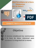 Bdunidad III