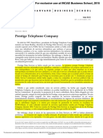 Prestige Telephone Company