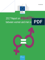 2017ReportonequalitybetweenwomenandmenintheEU