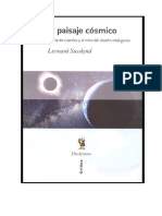 Susskind Leonard-El Paisaje Cosmico