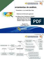Presentacion Herramientas de Analisis