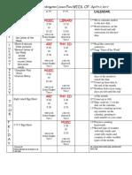 april 3 2017 lesson plan