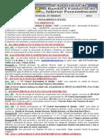 Regulamento Revisado Do Interestadual 2016