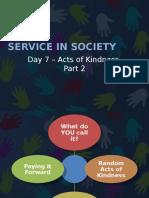 2017 - s2 - sv - week 12 - service in society - day 7