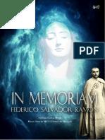In Memoriam. Federico Salvador Ramón