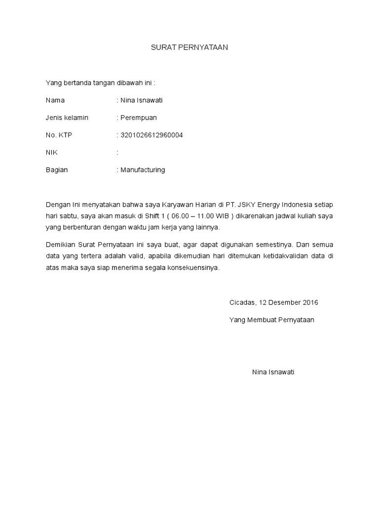 Surat Pernyatccsssaandocx