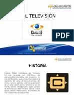 Presentacion Caracol Televisión
