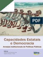 Gomide Pires - Capacidades Estatais e Democravia - Abordagem Dos Arranjos - 2014