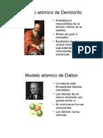Modelo Atòmico