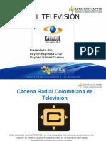 Presentacion Caracol Televisión FINAL