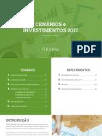Cenarios e Investimentos 2017