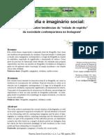 Fotografia e imaginário social