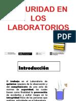 Seguretat Laboratori