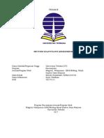 Tugas II. Metode Kuantitatif