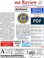 Ramseur Review July 2010