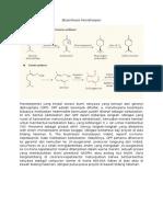 Biosinthesis Monotherpen