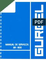 Manual de Assistência Técnica