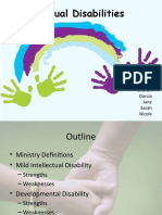 Intellectual Disabilities (2)